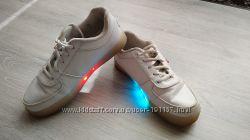 Кроссовки 36 размер с подсветкой