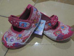 Обувочка для первых шагов мокасины девочкам Super Gear р. 19-23