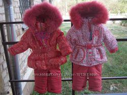 Распродажа Kiko и DANILO -шикарные зимние комбезы-
