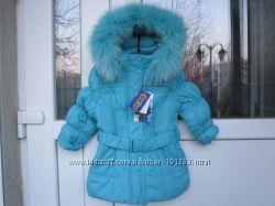 Распродажа-Зимняя новая куртка-пальто DANILO -Оригинал- р. 86-92