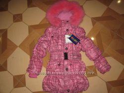 Шикарные зимние куртки DОNILO р. 134-158-Оригинал-Распродажа