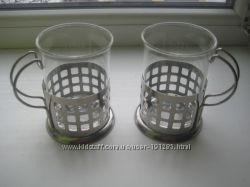 Два стакана для чая