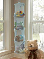 Удобный подвесной органайзер для игрушек