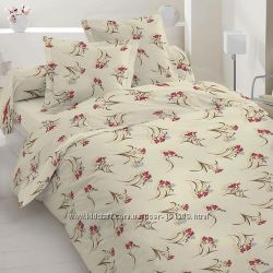 сатиновые спальные комплекты