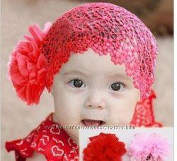 Очень красивые повязочки для принцесс