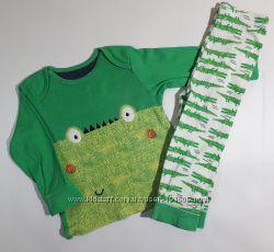 Пижама Mothercare 9-12 мес бу