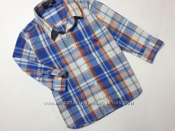 Рубашка Polo Ralph Lauren 3-4 года бу