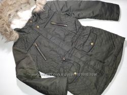 Демисезонная куртка парка Matalan 10-11 лет бу