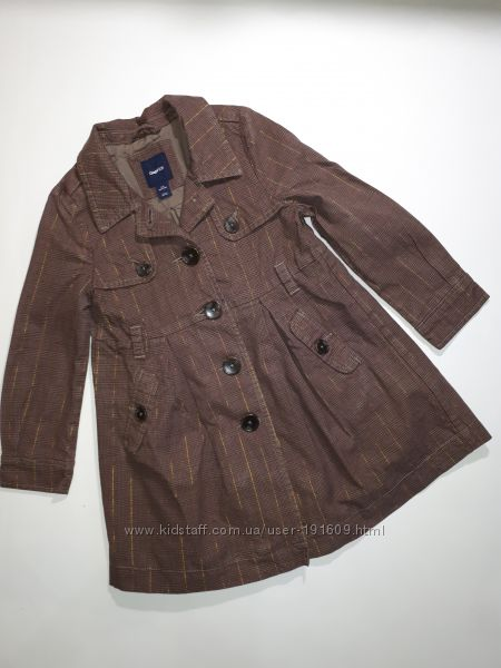 Пальто Gap 4-5 лет бу