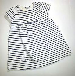 Платье Zara девочке 1-2 года бу