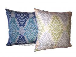 Комплект декоративных двухсторонних подушек для дивана, кресла, автомобиля