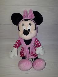 Мягкая игрушка Микки Маус Disney оригинал бу