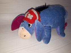 Мягкая игрушка ослик Иа Disney оригинал бу