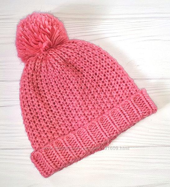 Теплая зимняя шапка Next 5-6 лет