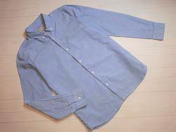 Рубашка Zara 11-12  лет бу
