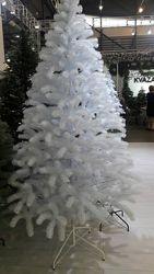 Искусственная белая елка Президентская литая