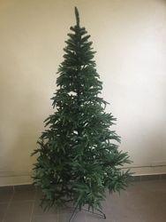 Искусственная зеленая елка Альпийская литая