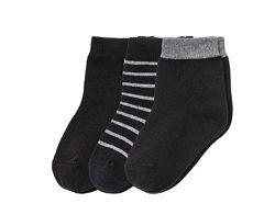 Высококачественные хлопковые носки комплект 3 пары Lupilu мальчику 19-22