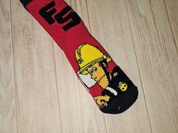Детские носки махровые антискользящие Lupilu Пожарный Сэм  Германия мальчик