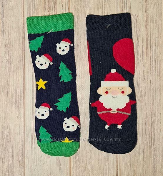 Детские носки махровые 2 пары Lupilu 23-26
