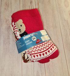 Детские носки махровые 2 пары Pepperts 35-38