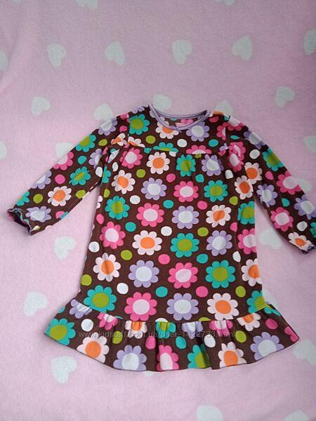 Ночная рубашечка платье Carter&acutes 3-4 года