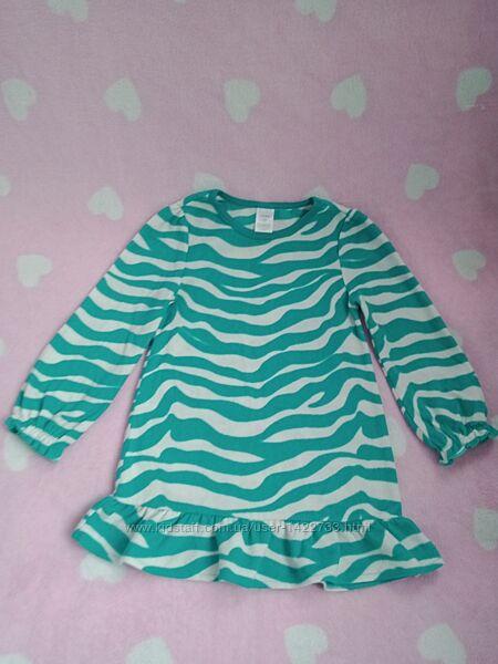 Ночная рубашечка платье Gap 3-4 года