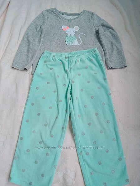Пижама Carter&acutes 3-4 года