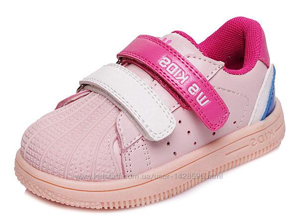 Кроссовки Weestep R801753136 Pink 21-26