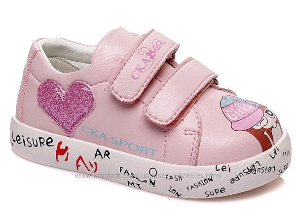 Кроссовки Weestep R913253156 Pink21-26