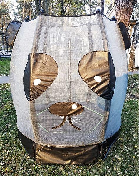 Батут Techsport Panda TX-7108 диаметр 138 см
