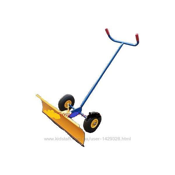 Снегоуборочная лопата отвал ручная
