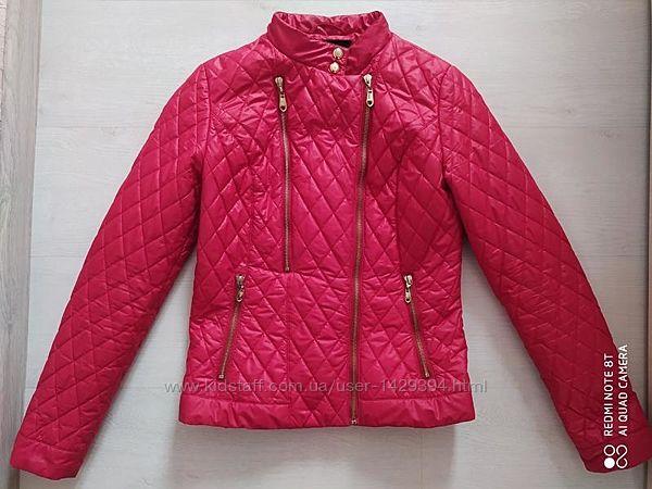 Шикарная курточка lusskiri отличного качества р. 42-44
