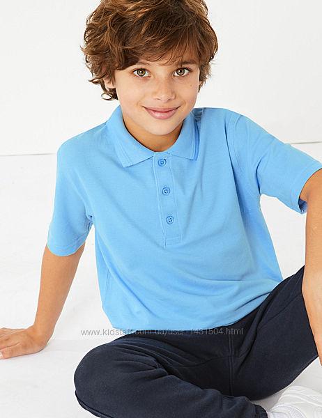 Футболка поло на мальчика Marks & Spencer