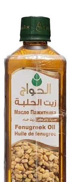 Масло Хельбы Пажитника, Фенугрека,