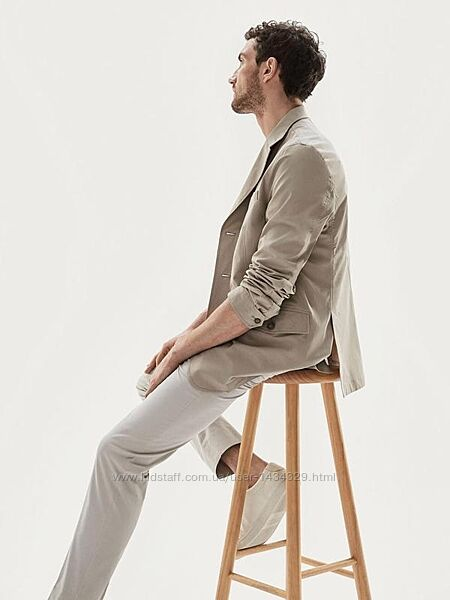 Мужской блейзер Massimo Dutti. Размер XL