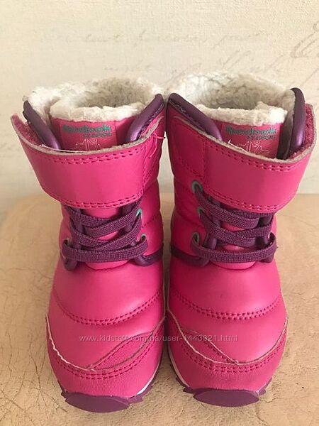 Зимние ботиночки reebok для девочки, оригинал