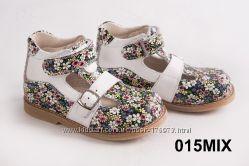 Ортопедические туфли для девочек ТМ ORTHOBE 20-36р-ры в наличии