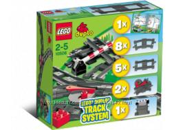 Lego Железнодорожные релсы 10506 Лего дупло