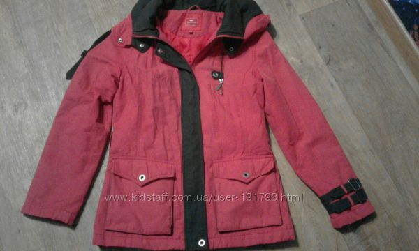 термокуртка Snow Image в идеале