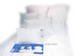 Одеяла и подушки на заменителе лебяжьего пуха