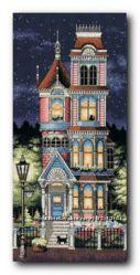 Набор для вышивания Dimensions 13666 Victorian Charm, Викторианский Шарм