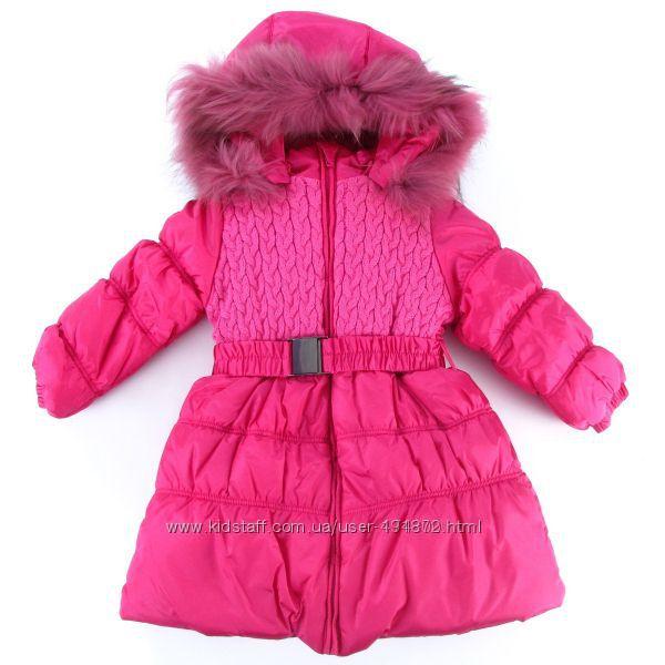 Зимове пальто 92 розміру Wojcik