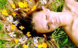 Натуральный ополаскиватель-кондиционер для волос на травах