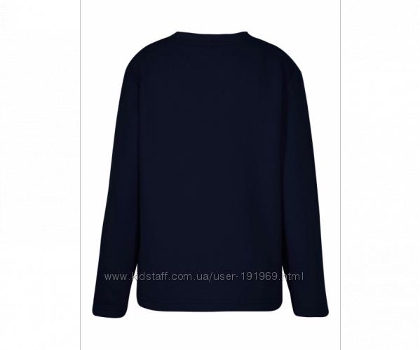 Толстовка синяя 5-6 лет бренд George Англия