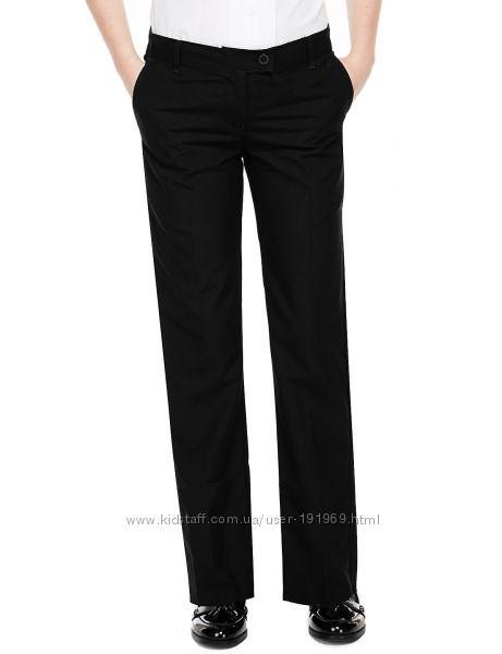 Новые брюки школьные для девочки 9-10 лет бренд Marks and Spencer Англия