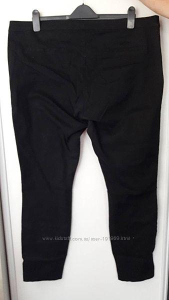Штаны плотные большого размера 54 бренд H&M Англия