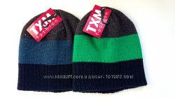 Шапки для мальчиков деми зима 52-54-56