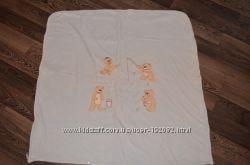 Одеяло-конверт, Плед