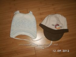 Новые детские  шапки ТМ Maximo  Германия и Чикко